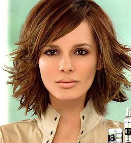 Best Layered Choppy Bob Trend