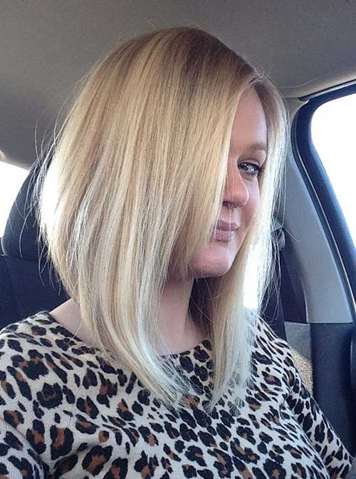 Miraculous Angled Bobs With Bangs Short Hairstyles 2016 2017 Most Short Hairstyles Gunalazisus