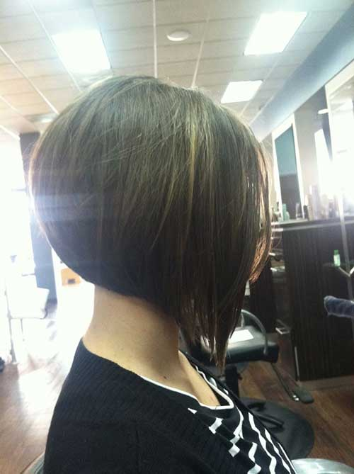 Admirable 25 Short Inverted Bob Hairstyles Short Hairstyles 2016 2017 Hairstyle Inspiration Daily Dogsangcom