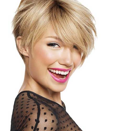 Long Pixie Straight Haircuts Trends