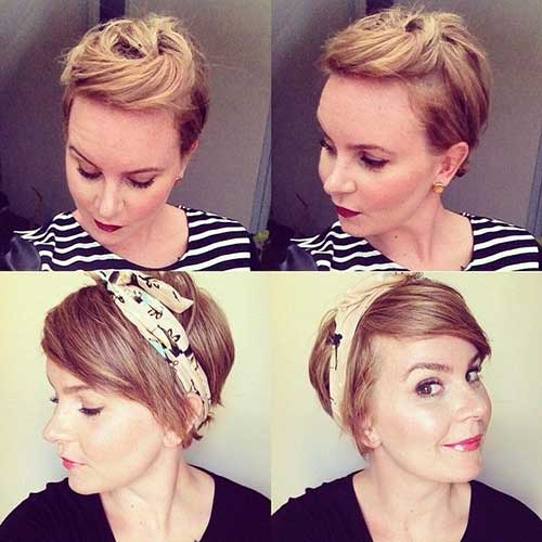 Cutest Long Pixie Styles for Girls