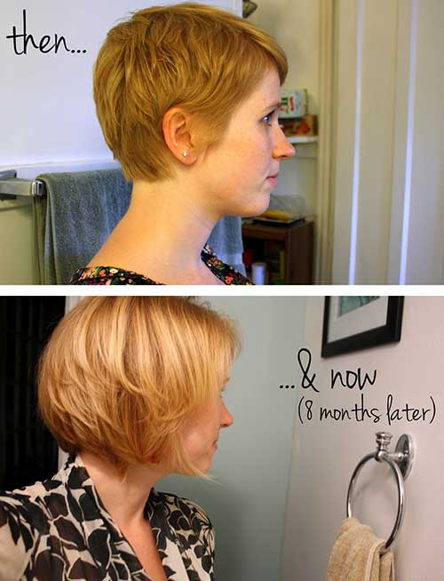 Lovely Bob with Layers for Girls