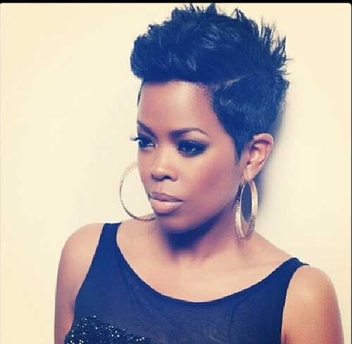 Malinda Williams Cute Hair