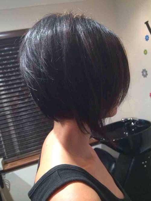 Phenomenal 25 Short Inverted Bob Hairstyles Short Hairstyles 2016 2017 Hairstyle Inspiration Daily Dogsangcom