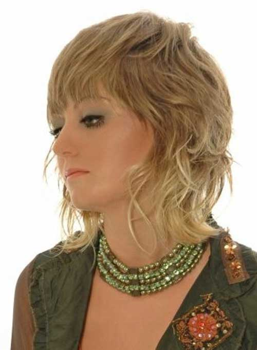 Best Medium Length Hairstyles with Bangs