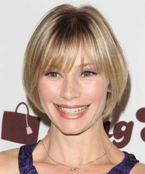 Meredith Monroe Straight Hairstyles