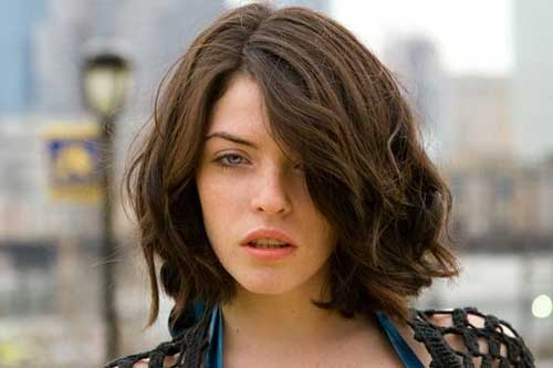 Best Messy Bob Hairstyles 2014