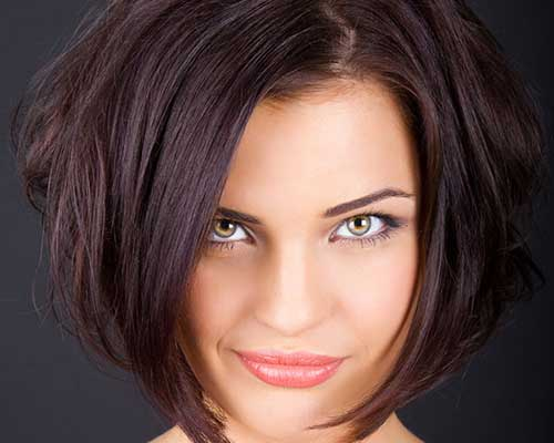 Best Messy Graduated Bob Hairstyles 2015