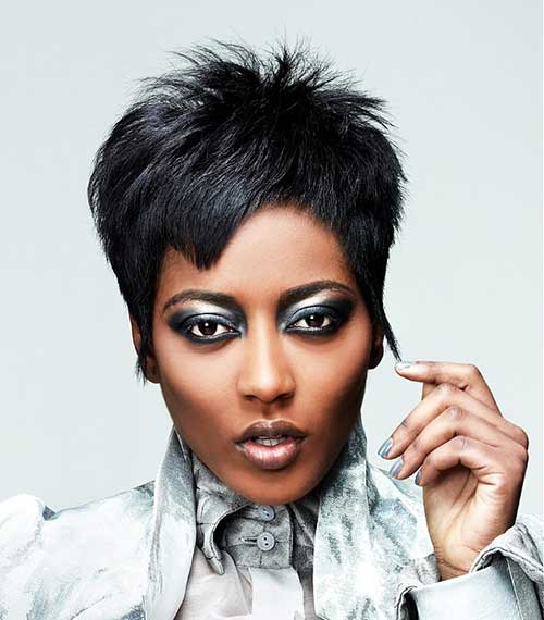 Best Modern Short Hairstyles for Black Female