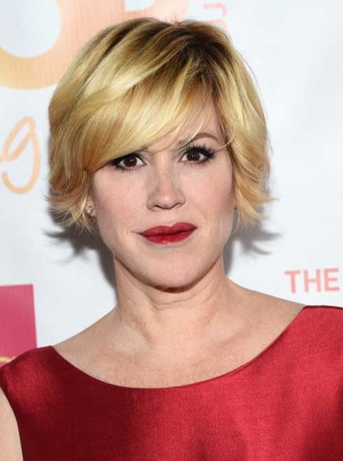 Molly Ringwald Hairstyles 2015