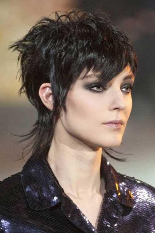 Best Mullet Haircut Women 2014