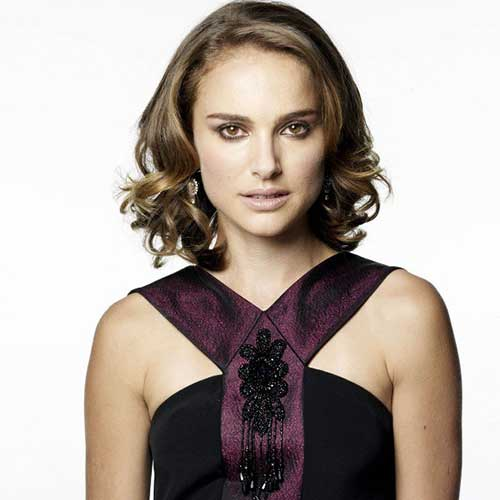 Best Natalie Portman Short Hair