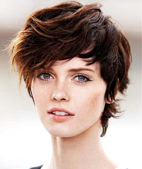 Shag New Hair Trends 2014-2015