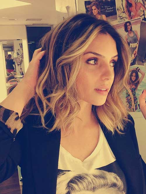 Strange 20 Short Hairstyles With Ombre Color Short Hairstyles 2016 Short Hairstyles For Black Women Fulllsitofus