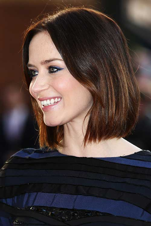 Pics of Blunt Bob Hairstyles