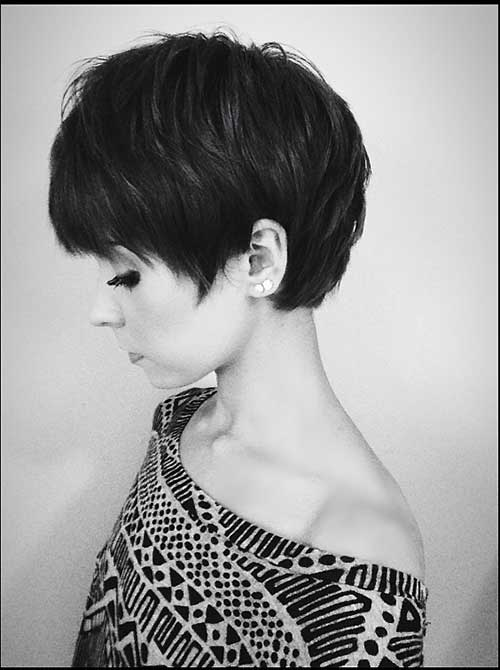 New Pixie Haircuts for Girls