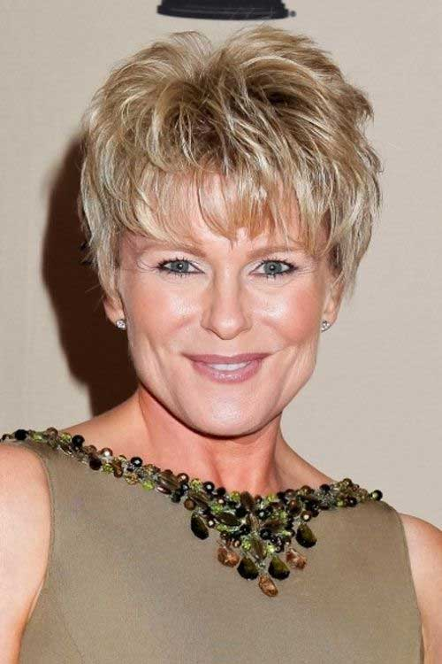 Ladies Hairstyles best short haircuts for women The Best Pixie Haircut For Older Women
