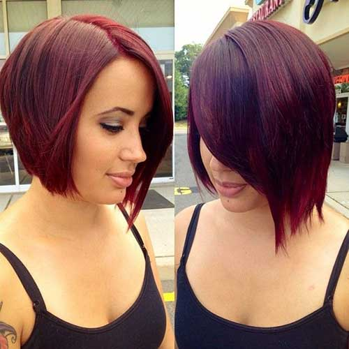 Groovy 22 Asymmetrical Short Haircuts Short Hairstyles 2016 2017 Hairstyle Inspiration Daily Dogsangcom