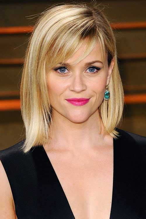 Reese Witherspoon Flip Hairstyles