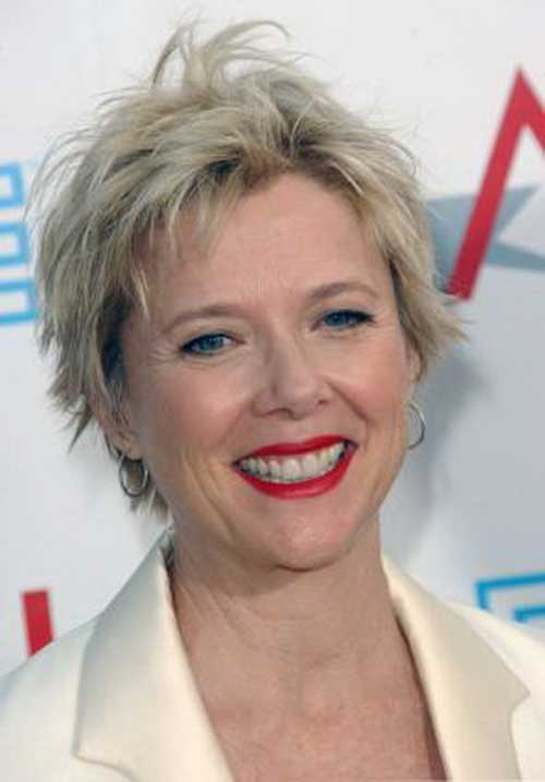Cool Sassy Short Hairstyles for Older Women