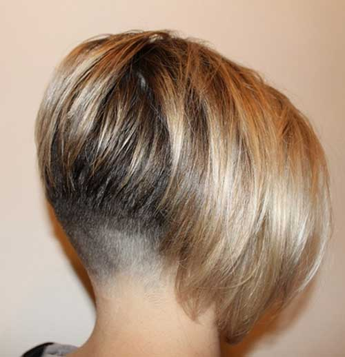 Tremendous 25 Short Inverted Bob Hairstyles Short Hairstyles 2016 2017 Hairstyles For Women Draintrainus