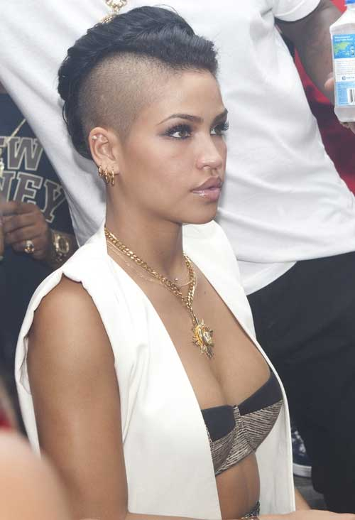 Phenomenal Mohawk Short Hairstyles For Black Women Short Hairstyles 2016 Short Hairstyles For Black Women Fulllsitofus