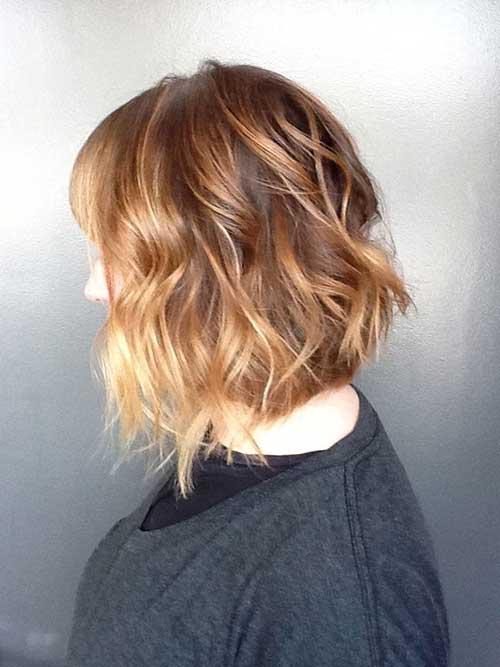 40 Beachy Waves Short Hair