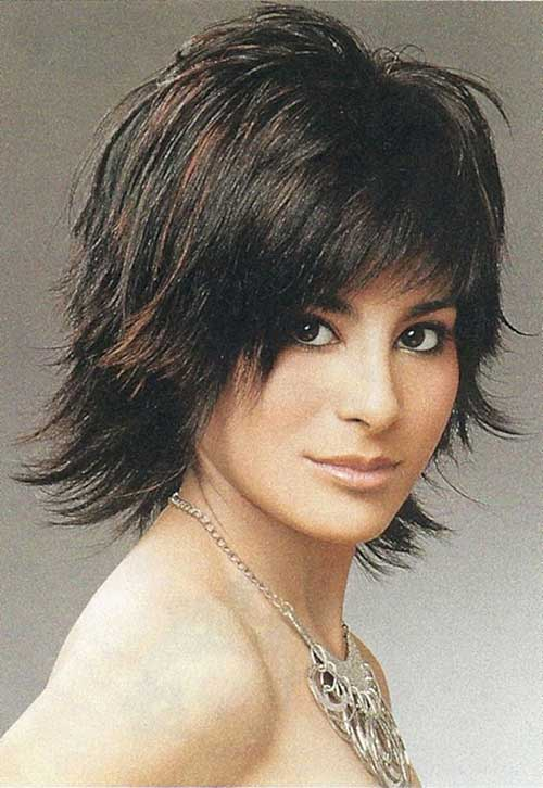 Haircut Latest : 20 Short Sassy Haircuts Short Hairstyles 2016 - 2017 Most Popular ...