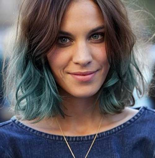 Best Short Hair Color 2015