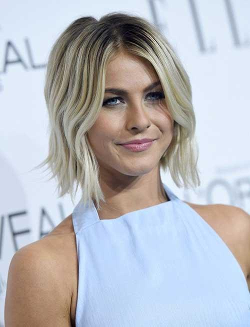 Julianne Hough Short Hair Trends 2014