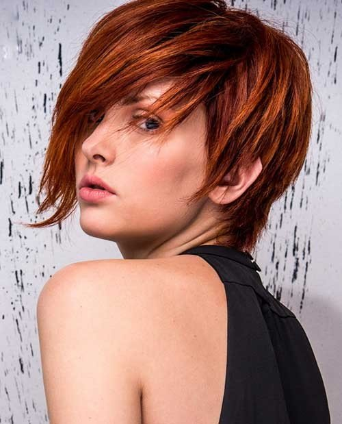 Nice Short Hair Trends