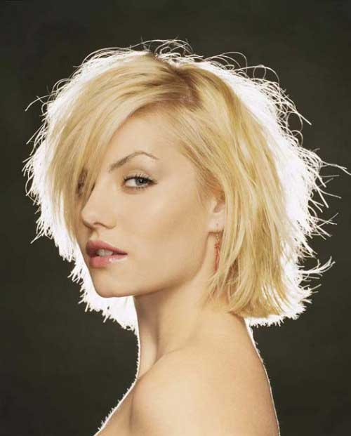 Gorgeous Short Haircuts for Fine Blonde Hair