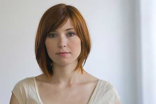 Short Layered Haircuts for Fine Straight Hair