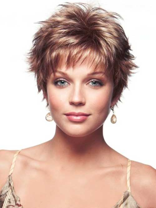 Trending Short Haircuts for Thin Hair