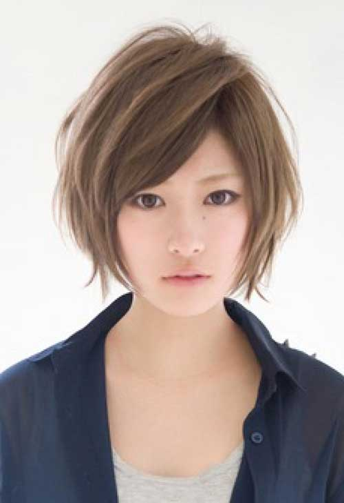 Endearing Short Hairstyles For Fine Hair