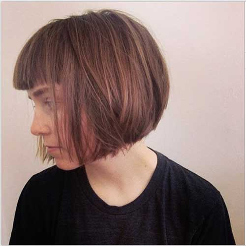 Admirable 20 Best Layered Bob Hairstyles Short Hairstyles 2016 2017 Short Hairstyles Gunalazisus