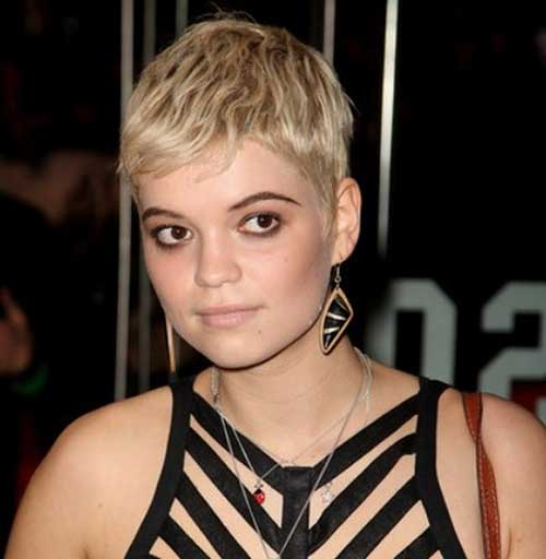 Best Short Pixie Haircut Ideas