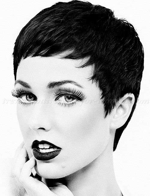 Cool Short Pixie Haircuts 2015