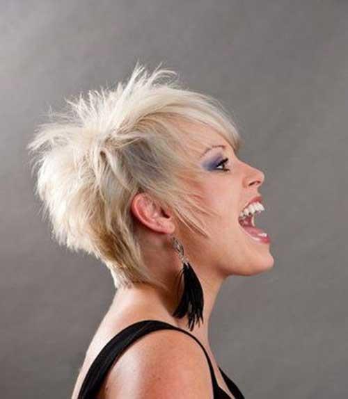 sassy short hairstyles for mature women