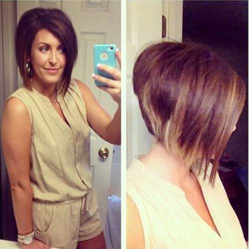 Fabulous 35 Short Stacked Bob Hairstyles Short Hairstyles 2016 2017 Short Hairstyles Gunalazisus