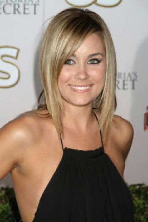 Best Hairstyle For Medium Length Thin Hair : Best short haircuts for straight fine hair