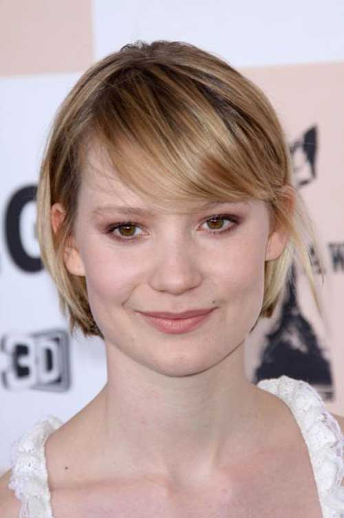 Stupendous Best Short Haircuts For Straight Fine Hair Short Hairstyles 2016 Short Hairstyles Gunalazisus