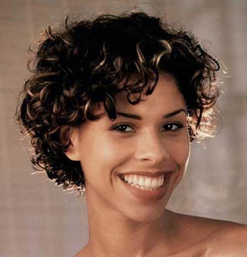 Marvelous Best Bob Cuts For Curly Hair Short Hairstyles 2016 2017 Most Hairstyles For Men Maxibearus