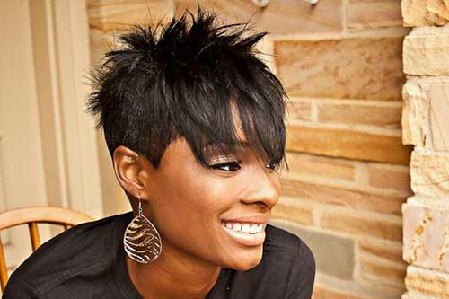 Groovy 30 Spiky Short Haircuts Short Hairstyles 2016 2017 Most Short Hairstyles For Black Women Fulllsitofus