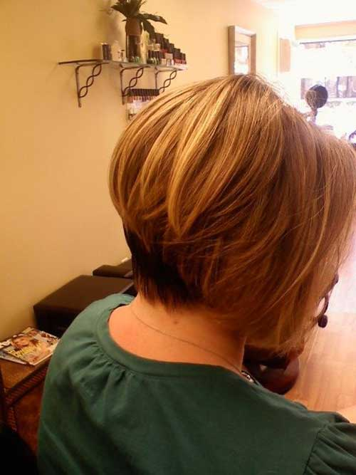 35 Short Stacked Bob Hairstyles Short Hairstyles 2018