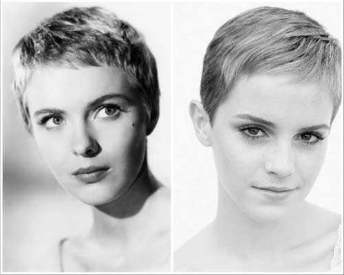 Very Cute Short Pixie Cuts Ideas