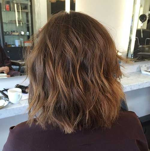 40 Beachy Waves Short Hair Short Hairstyles 2018 2019 Most