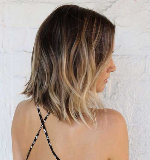 40 beachy waves short hair