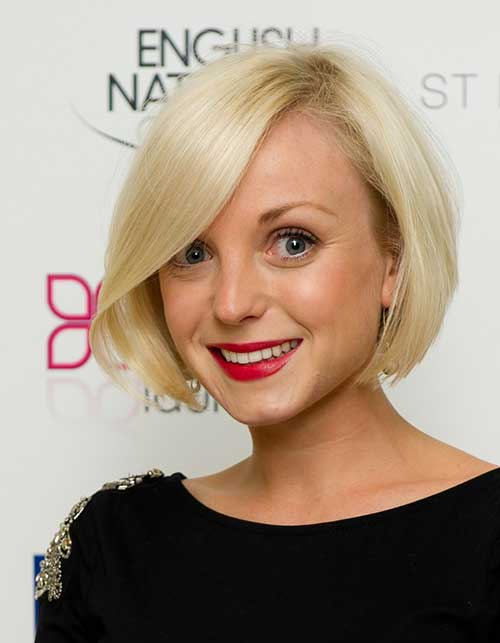 Asymmetrical Bob Haircuts for Fine Hairstyles