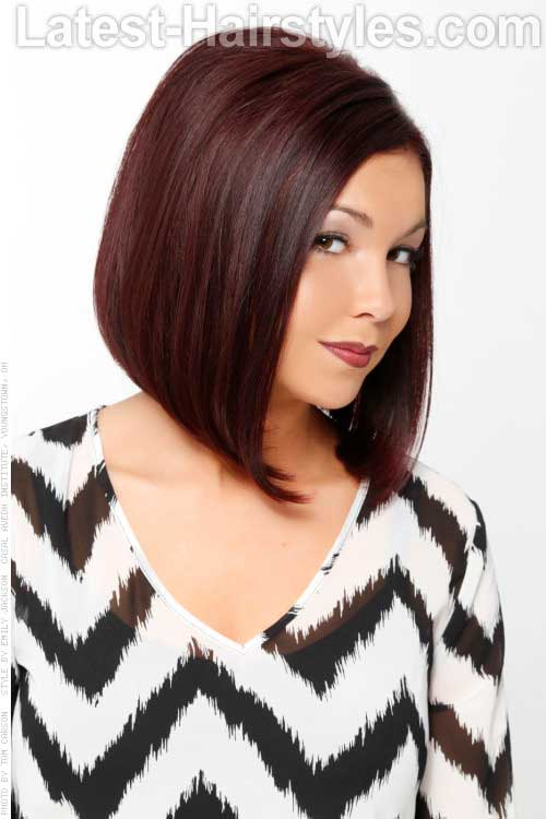 Peachy Bob Cuts For Round Faces Short Hairstyles 2016 2017 Most Short Hairstyles Gunalazisus